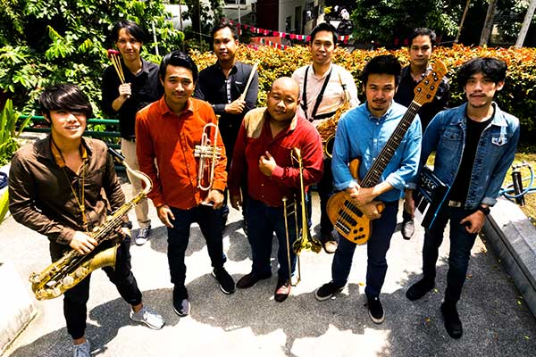 The Bangkok Jazz Nonet